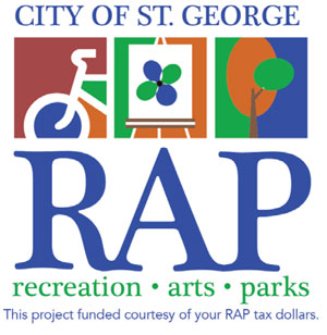 City of St. George RAP recreation arts parks